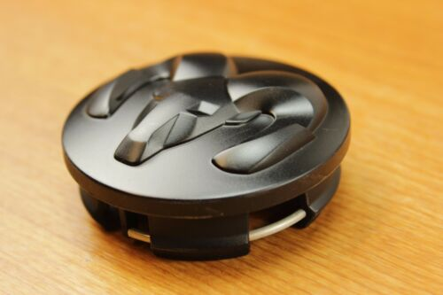 2013-2019 Ram 1500 Semi-Gloss Black Center Cap Set For 17x7 or 20x8 Wheel Mopar