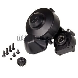 Durable 1//10 RC Car Gearbox with Gear For Axial Crawler SCX10 /& SCX10 II 90046