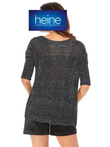 ANTRACITE NUOVO!! TRECCIA-Pullover Carry Allen by Heine Kp 59,90 € SALE/%/%/%