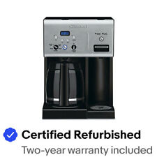 Cuisinart Coffee Plus 12 Cup Programmable Coffee Maker