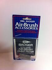 Badger Air-Brush Accesories 50-2016 InJar Airbrush-Farbenfilter Geflechtschlauch