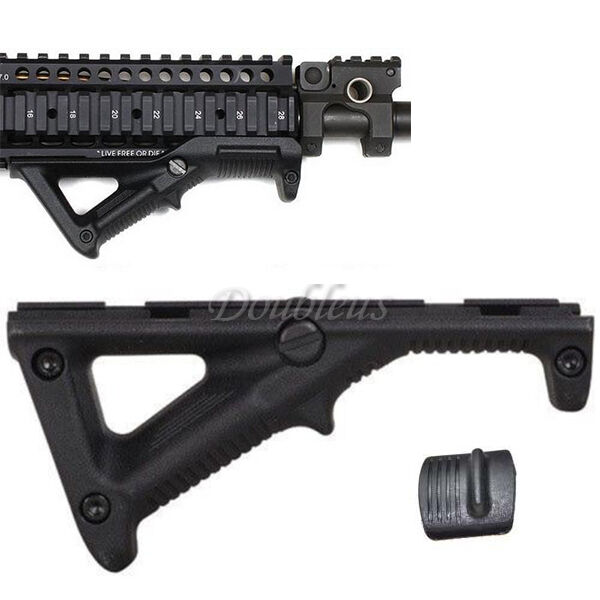 Tactical Airsoft Angled AFG2 Front Hand Guard Handguard Foregrip Fr Rifle Scope
