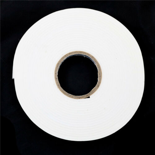 12mm*5M Strong Adhesive Tape Foam Double Sided Pad For Mounting Fixing Pad NF