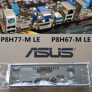 Original new I//O Shield for P8H77-M LE /& P8H67-M LE /<REV 3.0/> #T2740 YS