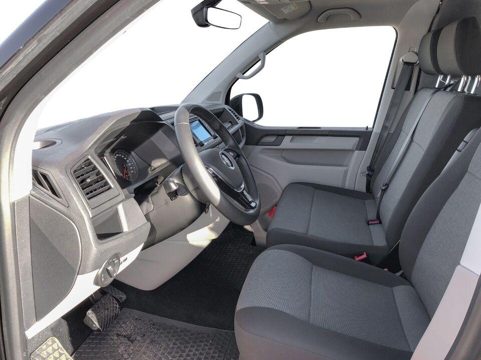 VW Transporter 2,0 TDi 204 Kassevogn DSG lang d Diesel aut.