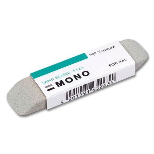 Radierer Tombow MONO ES-512a sand für Tinte und Tusche
