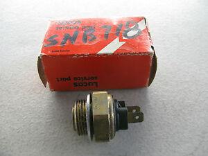 new lucas snb718 radiator fan switch ebay rh ebay com