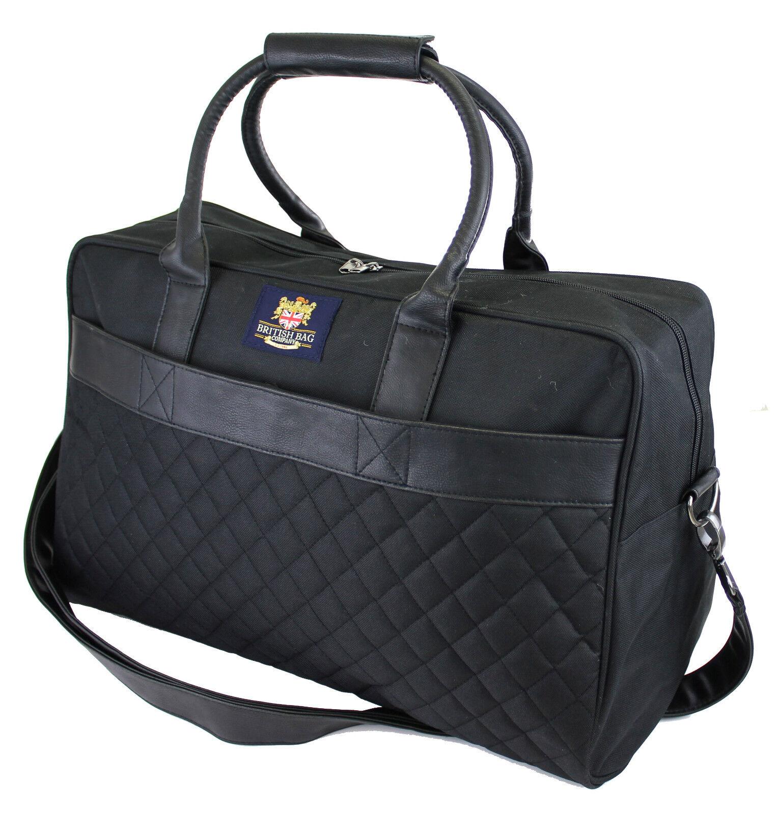 Gli inglesi Bag Company Trapuntato Borsone borsa da viaggio REGALO viaggiatori