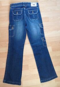 Girl-039-s-blue-size-16-YMI-jeans