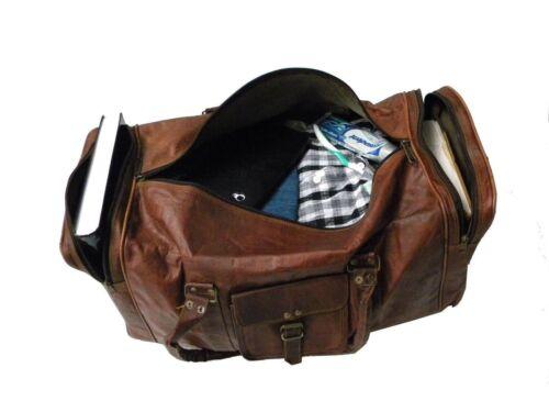 Ledertasche Umhängetasche Weekender Bordtasche Reisetasche Neu Leder qwtI1B