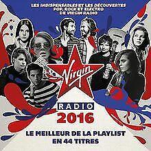 Virgin Radio 2016 von Aeroplane, Anna Naklab   CD   Zustand gut