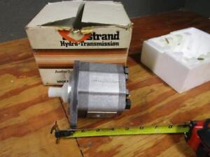 SUNDSTRAND TUROLLA TKP 4/26 GEAR PUMP BRAND NEW IN BOX HYDRAULIC PUMP