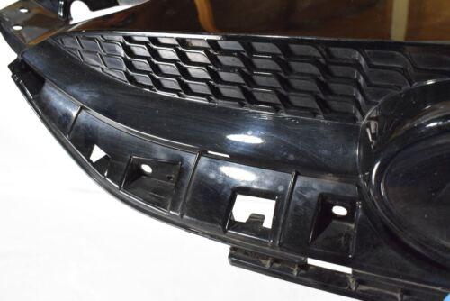 Hyundai IX35 2009-2016 pare-chocs avant Haut Centre Calandre véritable noir