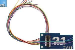 ESU-51968-21MTC-Adapterplatine-2-6090x-Bauform-mit-AUX3-und-AUX4-NEU-OVP