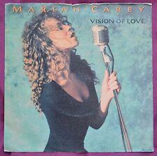 "Mariah Carey – Vision Of Love 7"" – 655932 0 matrix A1/B1 – Ex BUY 2+ for 25% OFF"