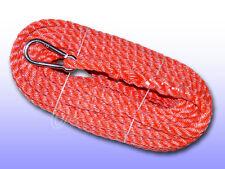 16010# Bauseil  Ø 16 mm PP Orange mit KAB L=20 m