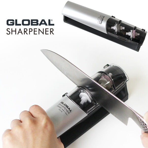 Nouveau Sharpener for Global couteaux de cuisine Made in Japon Livraison Gratuite