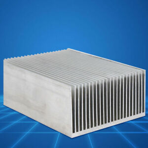 NEW-Aluminum-HeatSink-Cooling-for-Led-Amplifier-Transistor-IC-Module-100-69-36mm