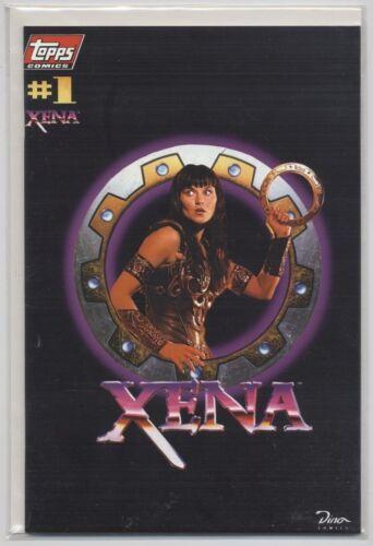 LOGO-EDITION // VARIANT 1111 Ex TOP XENA - DINO VERLAG 1998 deutsch # 1