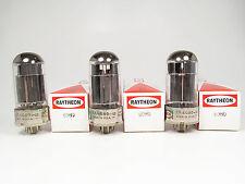 3 x NOS 6080-RAYTHEON USA-OWN BOXES