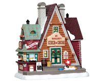 Lemax Village Collection Mt Woodland's Cider&cocoa 45717 In Original Box