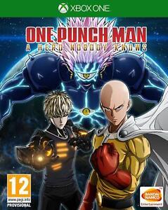 Un-Punch-Man-A-Hero-Nobody-Knows-Xbox-un-Neuf-Scelle