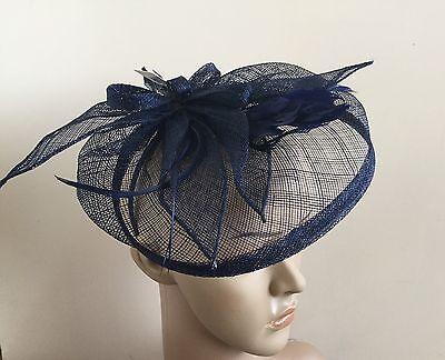 Elegant Headband Aliceband Hat Fascinator Weddings//Ladies Day Race Royal Ascot