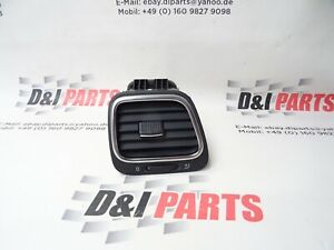 VW-EOS-1F-Armaturenbrett-Frischluftgrill-Duse-Rechts-Right-Air-Grill-1Q0819710B