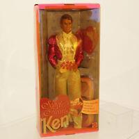 Mattel - Barbie Doll - 1992 Secrets Hearts Ken Doll