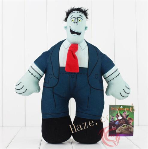Hotel Transylvania 2 Frank Dennis Dracula Mavis Soft Stuffed Plush Toys AAA