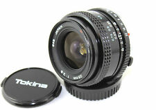 OLYMPUS OM Fit TOKINA 1:2.8 F=28mm Wide Angle Lens. For OM-1, OM-2, OM-4..