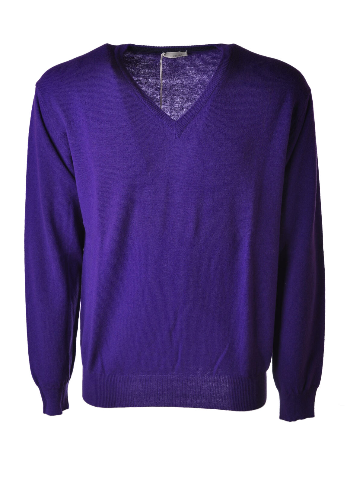Heritage  -  Sweaters - Male - purple - 4644121A180158