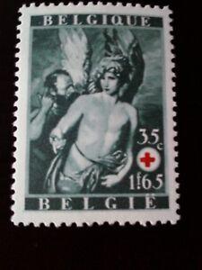 STAMPS-TIMBRE-POSTZEGELS-BELGIQUE-BELGIE-1944-NR-647-ref-1270