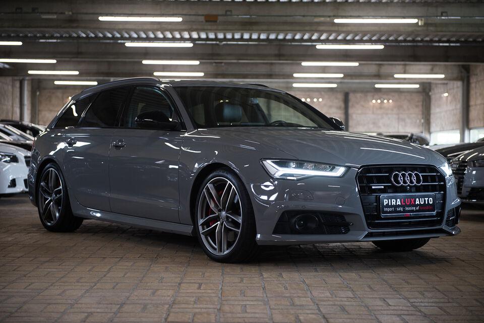 Audi A6 3,0 TDi Competition Avant quat Tip Diesel 4x4 4x4