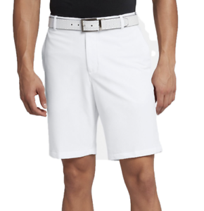 fce5348f Details about Nike Men's Flex Golf Shorts Slim Fit White 891932 Size 30,  34, 40, 42 $90 NWT
