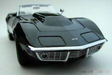 1 1960s Vette Corvette Sport 24 Car 43 Chevrolet 18 Vintage 64 Carousel Green 12
