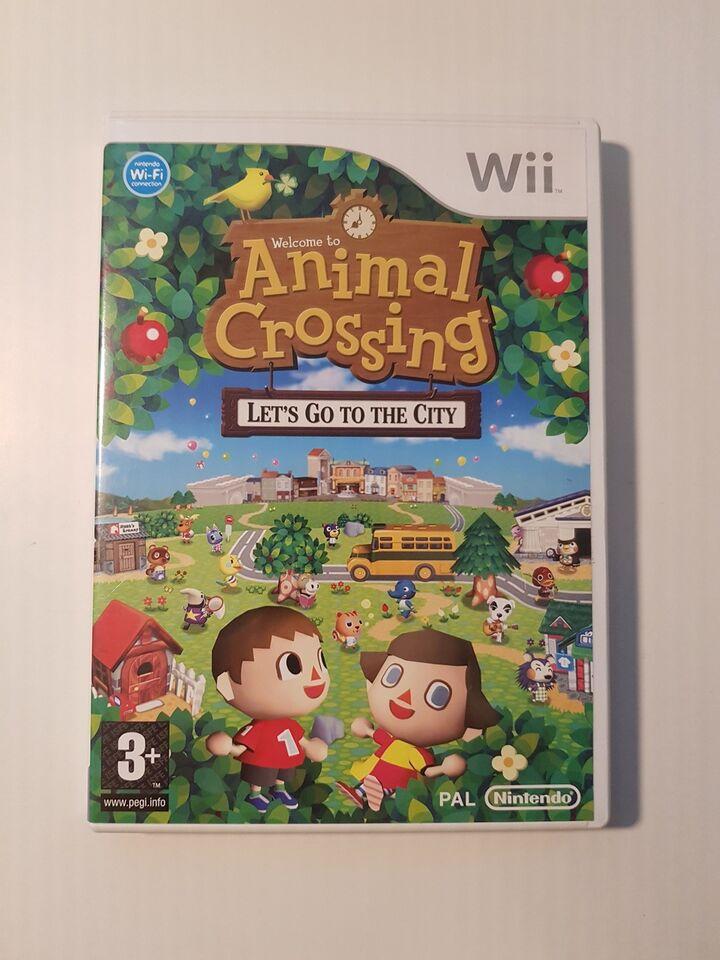Animal Crossing, Nintendo Wii