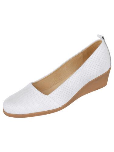 Chaussures Escarpins keilpumps Chaussure Confort Cuir FILIPE SHOES T 36 Largeur G 3