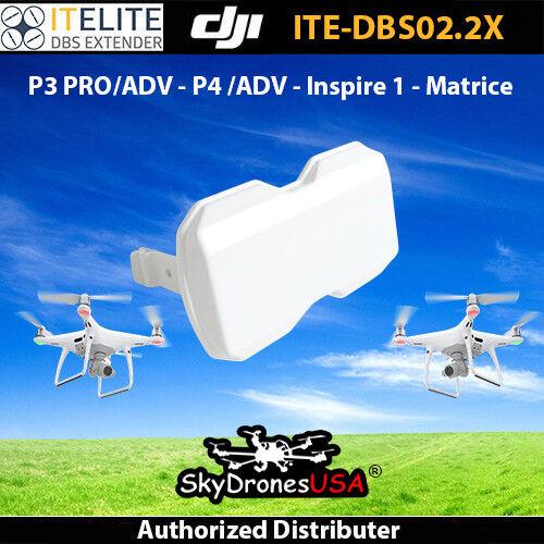 Itelite DBS Range Extender Antenna ITE-DBS02.2X - DJI P3 Adv   Pro   P4  ADV
