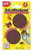 Tetra Weekend Gel Feeder Block 5 Days, 0.85 Oz