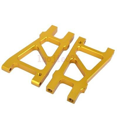 188021 HSP Rear Lower Suspension Arm For RC 1:10 Truck Car 08050 Parts Yellow