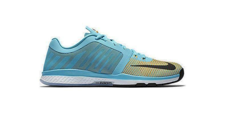 Para Hombre Nike Zoom Velocidad TR3 Gamma azultrainers 804401 400