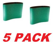"""Bona AAS860077880 GREEN Ceramic 8/"""" Sanding Belts 7-7//8/"""" x 29-1//2/"""" Qty 5 GRIT 80"""