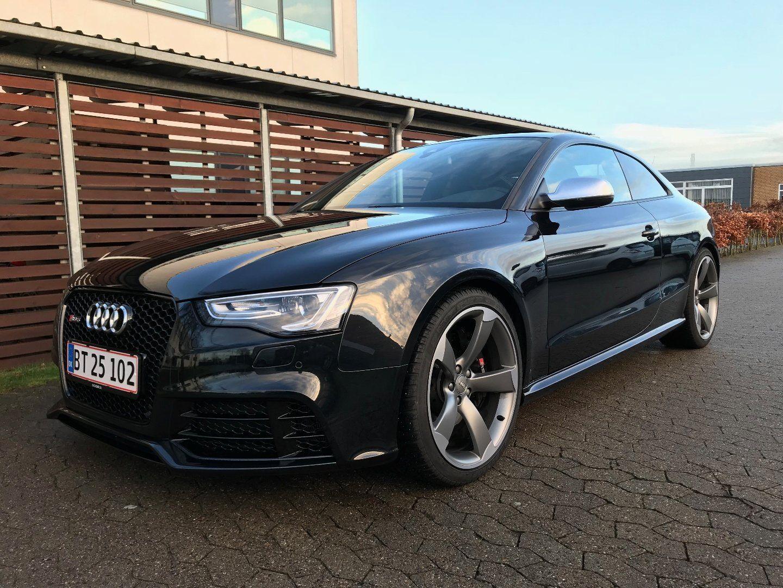 Audi RS5 4,2 FSi Coupé quattro S-tr. 2d - 3.600 kr.