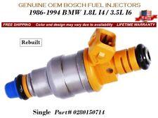 Bosch III Best Upgrade Fuel Injector Set for BMW 87-93 3.5L V6