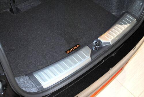 Nissan Micra 2017 /> K14 Trunk Entry Guards Protector Plates KE9675F020