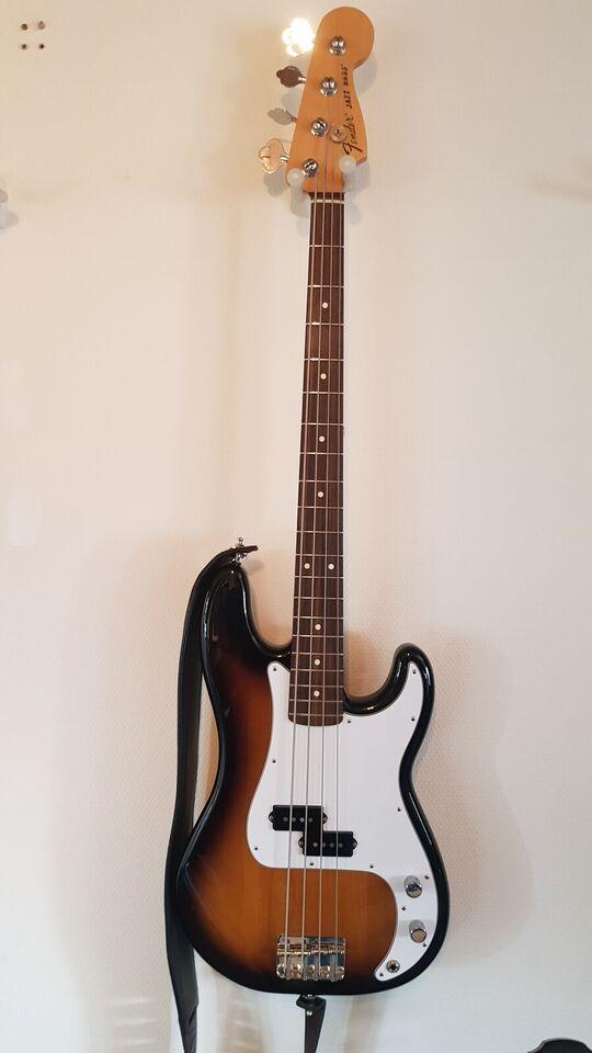 Elbas, Fender Jazz / Precision