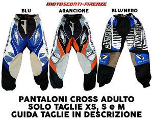 Pantaloni-Cross-Adulto-On-amp-Off
