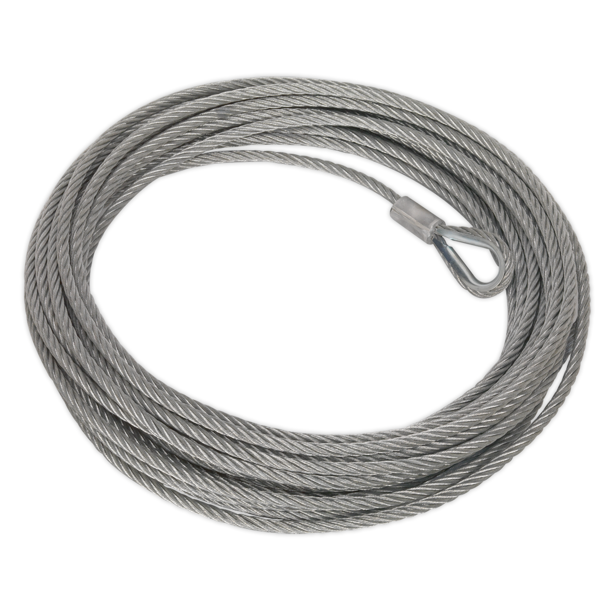 Wire Rope (Ø13mm x 25m) for RW8180   SEALEY RW8180.WR by Sealey   New