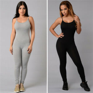 Women-Sport-Gym-Yoga-Jumpsuit-Running-Fitness-Bodysuit-Leggings-Athletic-Pants